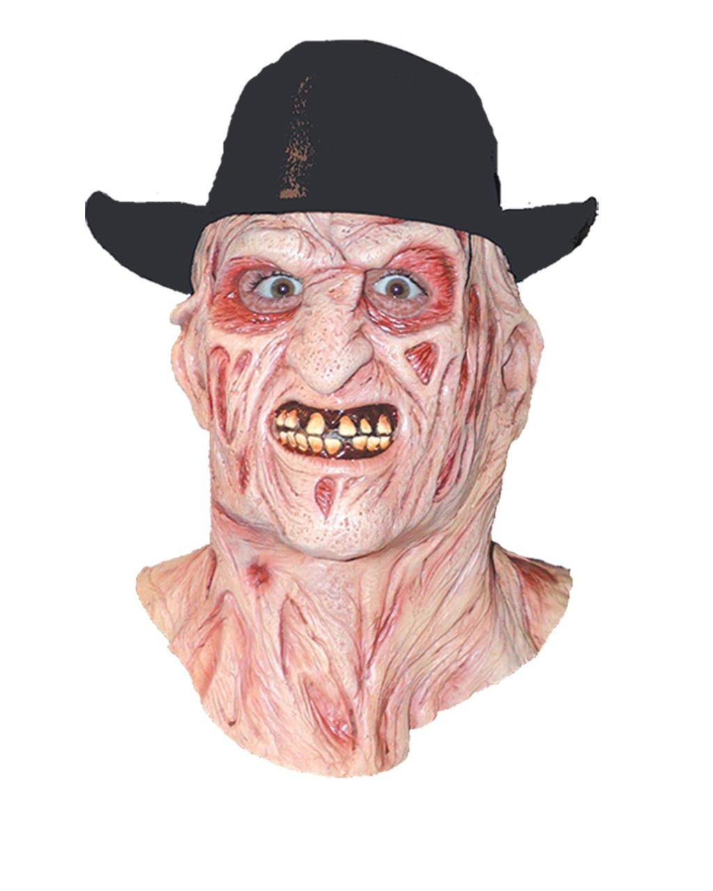 freddy krueger mask 1519 - halloween express