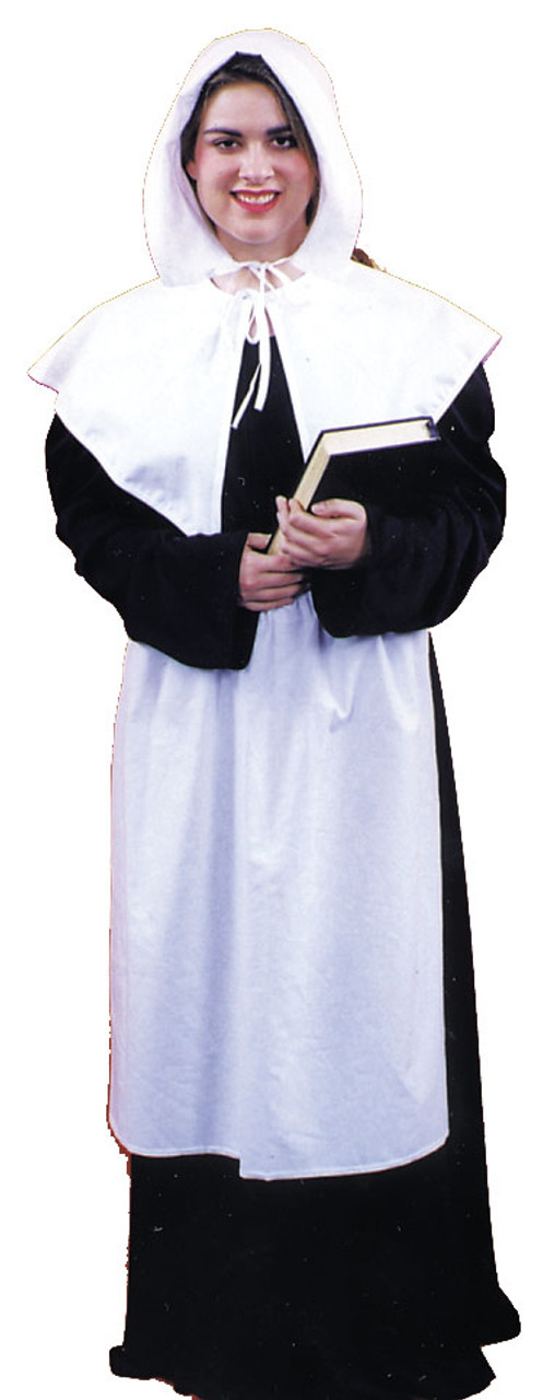 Womenu0027s Pilgrim Costume AC208  sc 1 st  Halloween Express : female pilgrim costume  - Germanpascual.Com