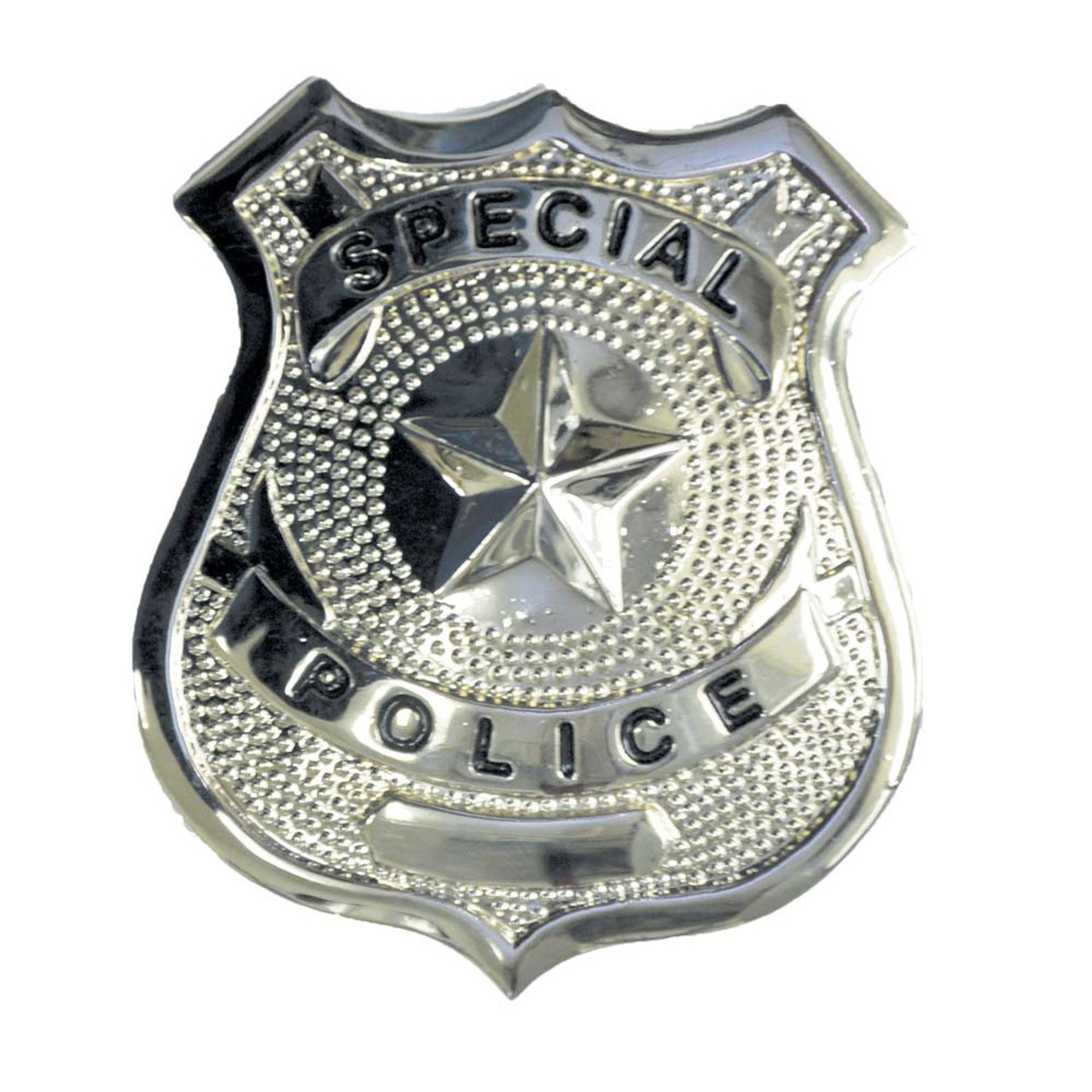 special police badge halloween express
