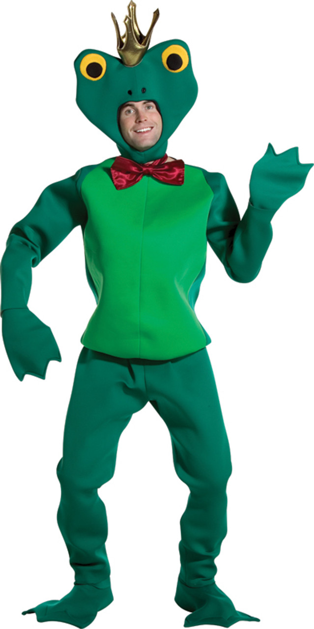 Adult Frog Prince Costume  sc 1 st  Halloween Express & Adult Frog Prince Costume - Halloween Express