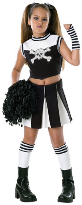 Girlu0027s Bad Spirit Cheerleader Costume  sc 1 st  Halloween Express & Girlu0027s Bad Spirit Cheerleader Costume - Halloween Express