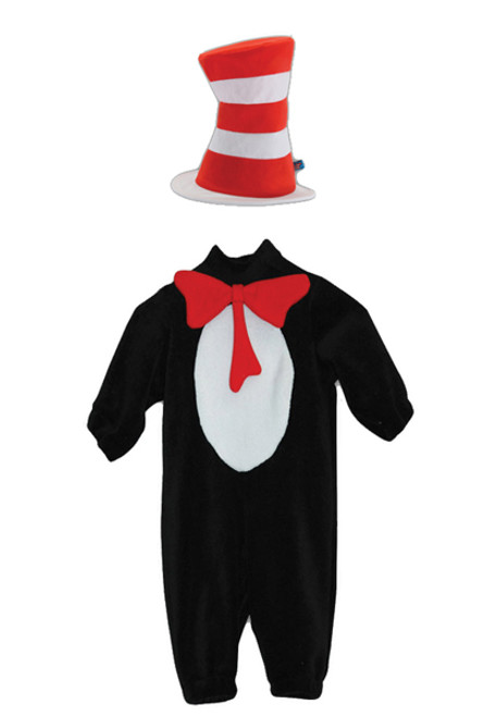 Cat In Hat Toddler Costume  sc 1 st  Halloween Express & Cat and Kitty Halloween Costumes for Infants Kids u0026 Teens