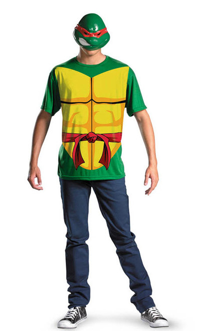 Adult Raphael Costume  sc 1 st  Halloween Express & TMNT Costumes and Accessories