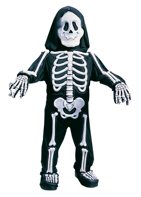 Skeleton Costume For Kids & Toddler Skeleton Costume FW1523