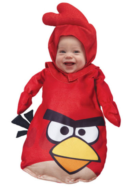 Infant Angry Birds Red Costume  sc 1 st  Halloween Express & Infant Angry Birds King Pig Costume - Halloween Express