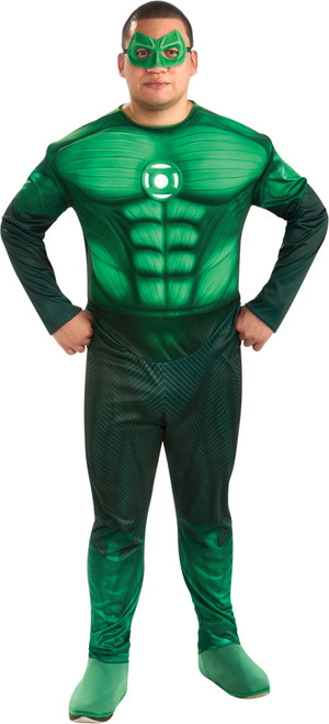 Plus Size Green Lantern Costume  sc 1 st  Halloween Express & Green Lantern Costumes and Accessories