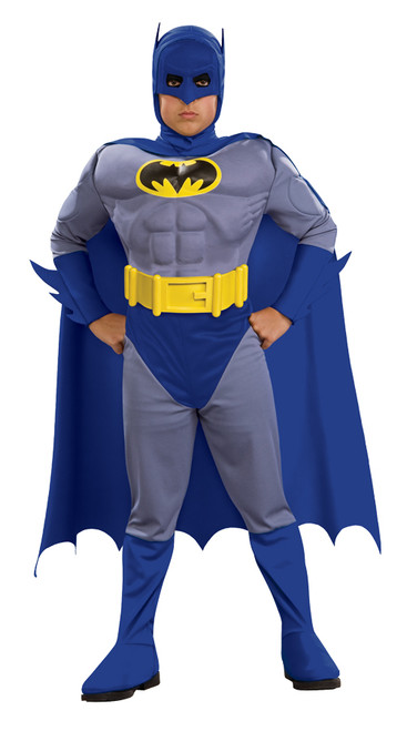 Batman Brave and Bold Boyu0027s Costume  sc 1 st  Halloween Express & DC Comics Costumes and Accessories