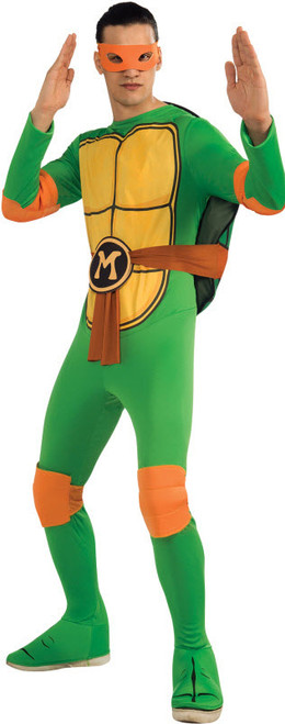Menu0027s Teenage Mutant Ninja Turtle Costume  sc 1 st  Halloween Express & TMNT Costumes and Accessories