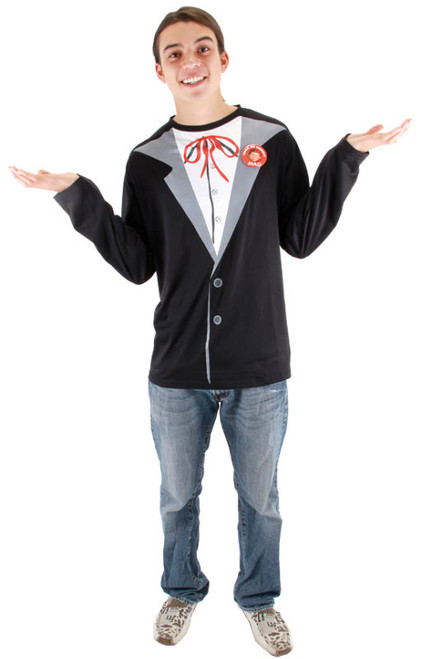 Adult Alfred E. Neuman Costume  sc 1 st  Halloween Express & Halloween Costumes for Adults