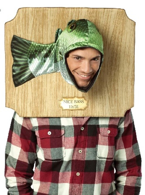 Adult costume fish