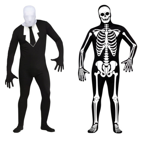 Halloween Body Suits And Skin Suits