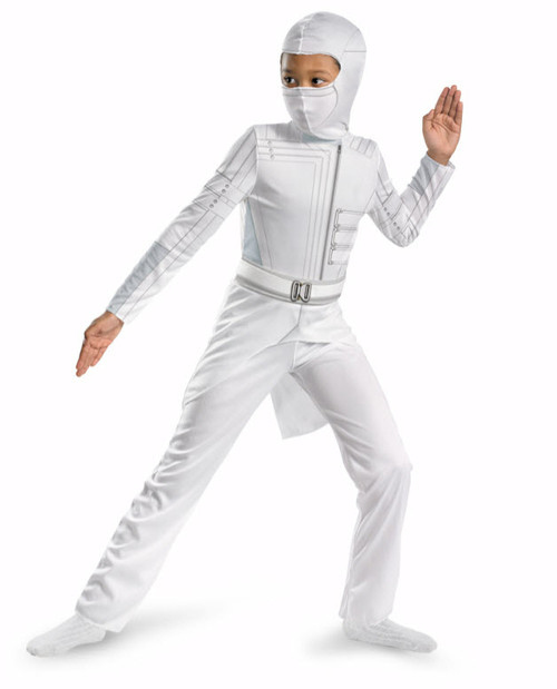 Boyu0027s GI Joe Storm Shadow Costume  sc 1 st  Halloween Express & Military and Law Enforcement Halloween Costumes for Kids