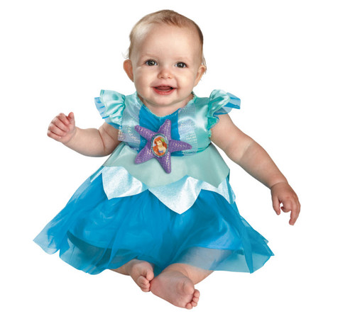 Infant Disney Mermaid Costume  sc 1 st  Halloween Express & Baby Halloween Costumes and Baby Costumes for all occasions.