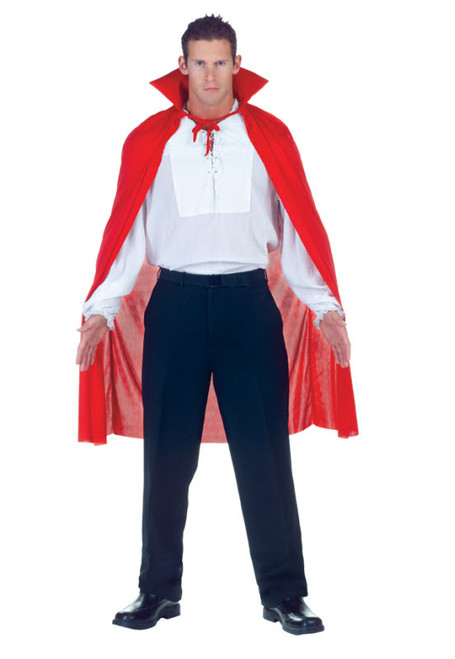 Adult Red Devil Cape  sc 1 st  Halloween Express & Vampire Halloween Costumes for Adults