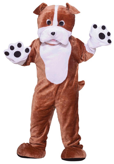 Adult Bull Dog Mascot  sc 1 st  Halloween Express & Mascot Costumes
