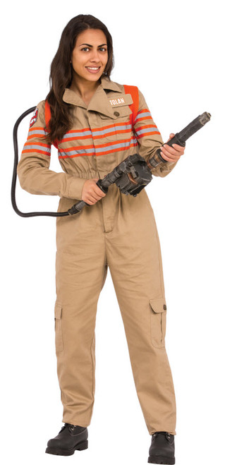 Womenu0027s Ghostbusters Costume RU820127  sc 1 st  Halloween Express & Boyu0027s Ghostbusters Stay Puft Costume - Halloween Express