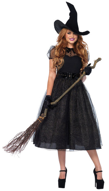 Womenu0027s Witch Costume UA85529  sc 1 st  Halloween Express & Plus Size Witch and Devil Costumes