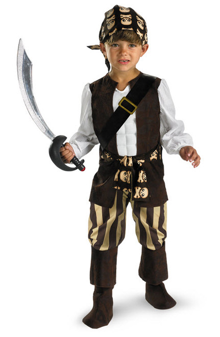 Toddler Pirate Costume DG3211  sc 1 st  Halloween Express : 4t pirate costume  - Germanpascual.Com