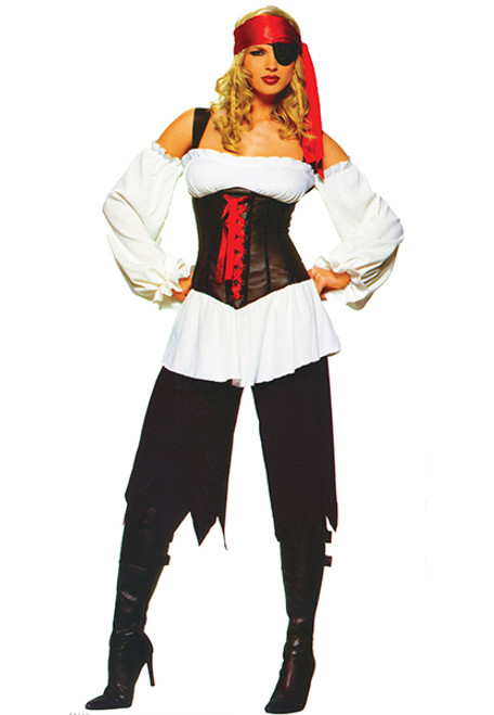 Womenu0027s Pirate Costume UA83167  sc 1 st  Halloween Express & Pirate Halloween Costumes and Pirate Halloween Costumes. We have ...