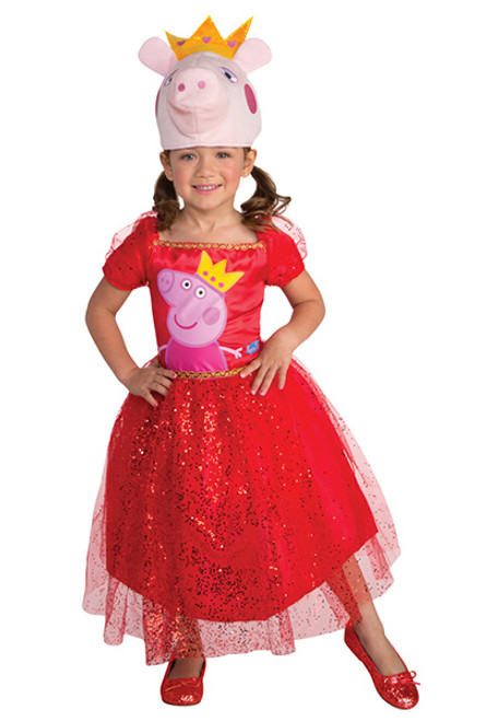 Toddler Peppa Pig Costume LF1896  sc 1 st  Halloween Express : pig toddler costume  - Germanpascual.Com