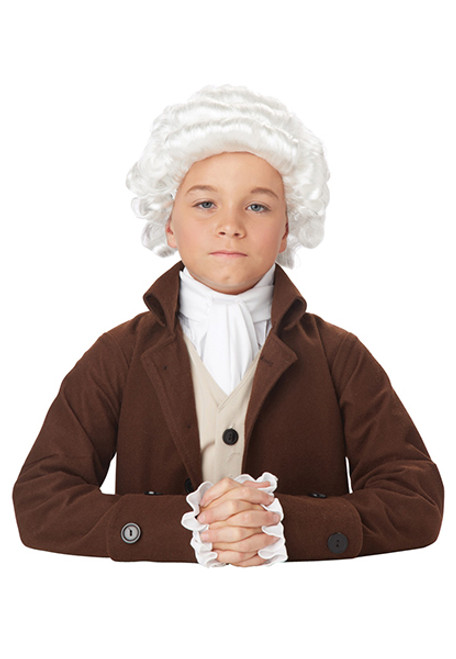 Child Colonial Man Wig  sc 1 st  Halloween Express & Pilgrim Costumes Colonial Costumes  Early American Costumes and more