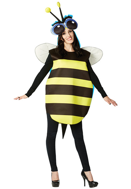adult big eyed bee costume