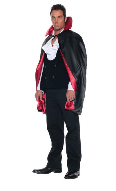 Adult Cape  sc 1 st  Halloween Express & Vampire Costumes for Men