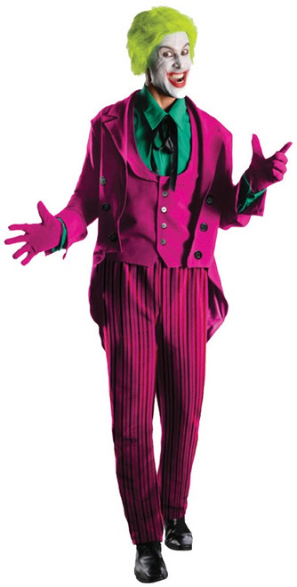 Adult Grand Heritage Joker Costume  sc 1 st  Halloween Express & Halloween Costumes for Men