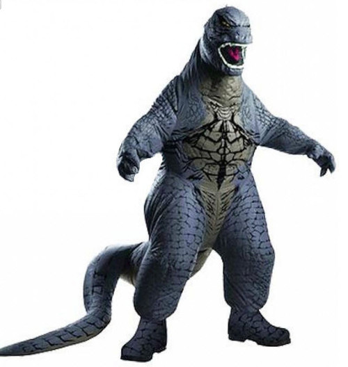 Menu0027s Godzilla Adult Costume  sc 1 st  Halloween Express & Inflatable Costumes for Adults Children and Teens