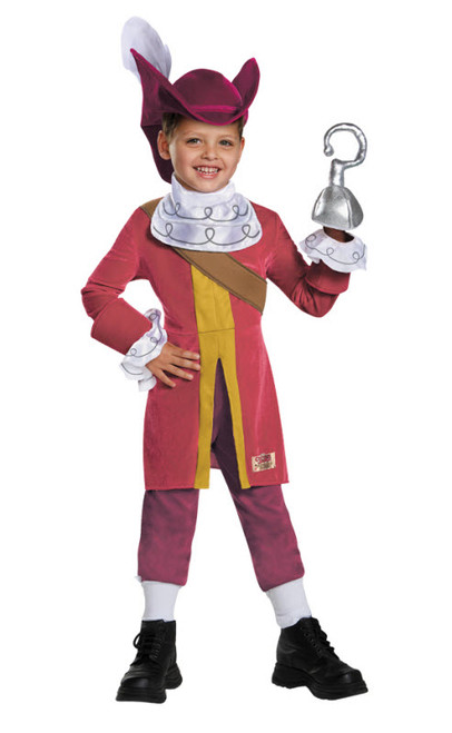 Boyu0027s Captain Hook Costume DG85599  sc 1 st  Halloween Express & Pirate Halloween Costumes for Infants Toddlers Boyu0027s and Girlu0027s