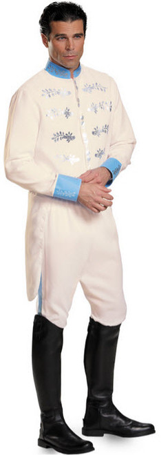 Menu0027s Prince Charming Costume DG87047  sc 1 st  Halloween Express & Adult Disney Halloween Costumes for Men and Women.