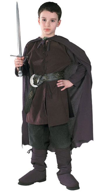Boyu0027s Lord of the Rings Aragorn Costume  sc 1 st  Halloween Express & Lord of the Rings Costumes and Accessories