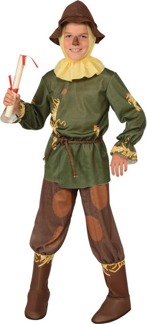 boys the wizard of oz scarecrow costume