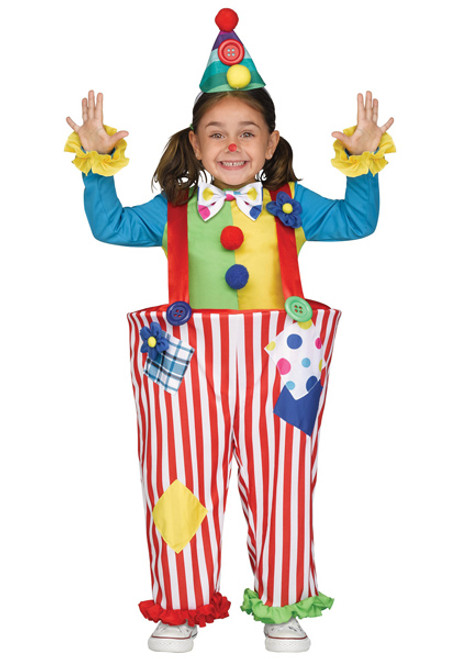 Toddler Crazy Clown Costume  sc 1 st  Halloween Express : toddler hippie costume  - Germanpascual.Com