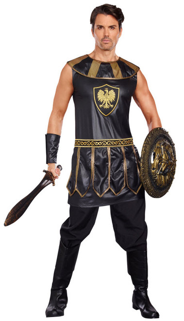 Menu0027s Deadly Warrior Costume  sc 1 st  Halloween Express & Greek and Roman Halloween Costumes for Adults