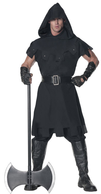 Menu0027s Medieval Executioner Costume  sc 1 st  Halloween Express & Plus size costumes for men