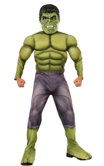 Boyu0027s Hulk Costume  sc 1 st  Halloween Express & Marvel Comic Book Costumes for Adults Kids and Pets