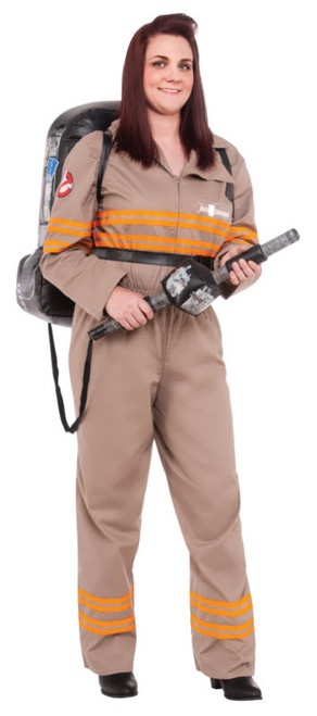 Plus Size Ghostbusters Costume  sc 1 st  Halloween Express & Plus Size Costumes for Women
