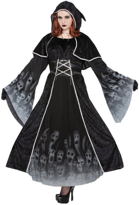 Plus Size Forgotten Souls Costume  sc 1 st  Halloween Express & Horror Halloween Costumes - Gothic Halloween Costumes
