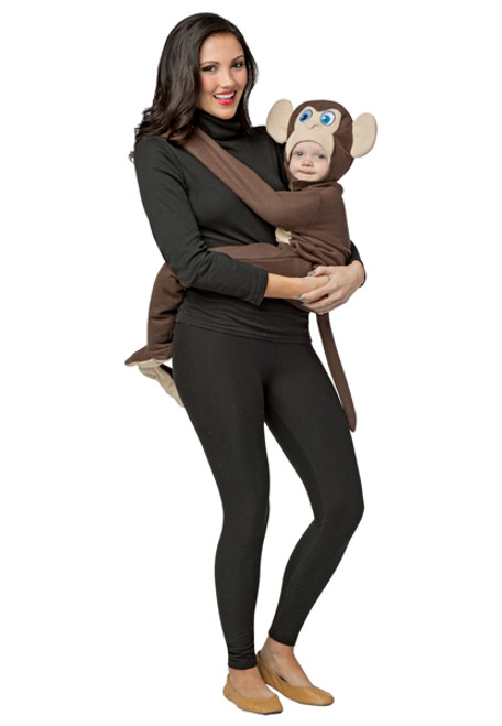 Infant Huggable Monkey Costume  sc 1 st  Halloween Express : monkey costume infant  - Germanpascual.Com
