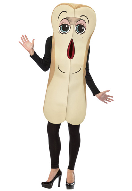 Sausage Party Brenda Bun Costume  sc 1 st  Halloween Express & Food and Drink Halloween Costumes