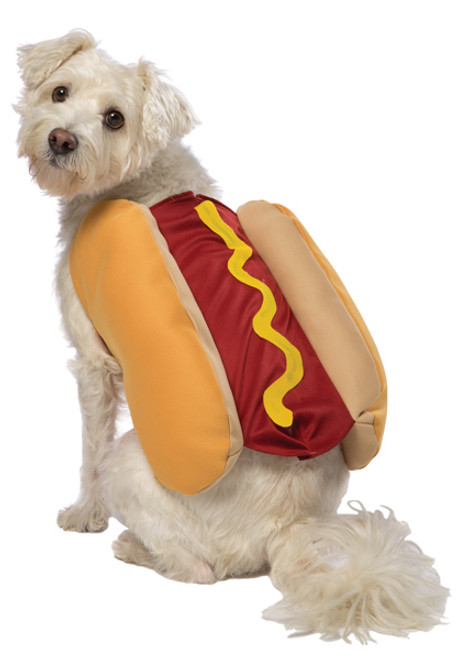 Hot Dog Pet Costume  sc 1 st  Halloween Express & 2018u0027s Top 10 Pet Costumes