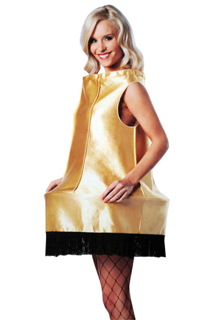 a christmas story womens leg lamp costume