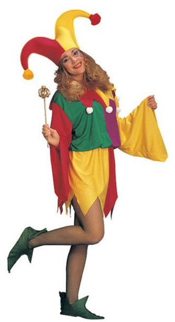 Womenu0027s Kings Jester Costume  sc 1 st  Halloween Express & Mardi Gras Costumes! Everything for your Mardi Gras celebration.