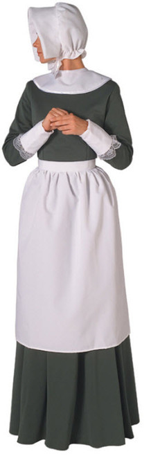 Womenu0027s Pilgrim Costume Kit  sc 1 st  Halloween Express & Womenu0027s Pilgrim Costume AC208 - Halloween Express