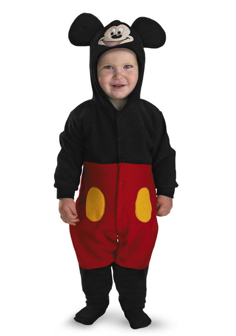 Infant Mickey Mouse Costume DG5489W  sc 1 st  Halloween Express & Menu0027s Mickey Mouse Costume - Halloween Express