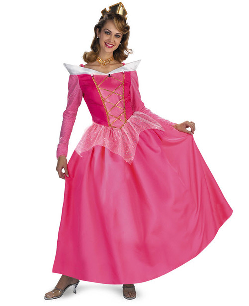 Womenu0027s Sleeping Beauty Costume  sc 1 st  Halloween Express & Princess Halloween Costumes for Adults