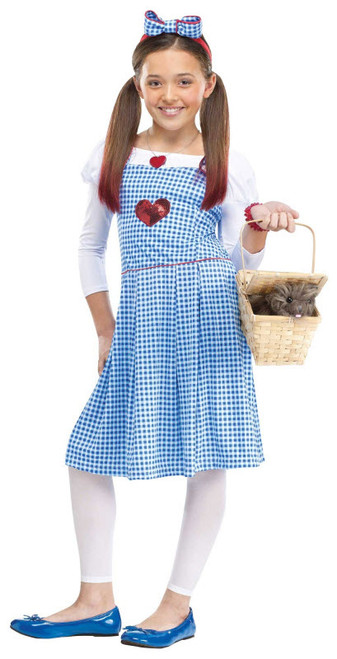 infant dorothy halloween costume put the chicky in a sling and