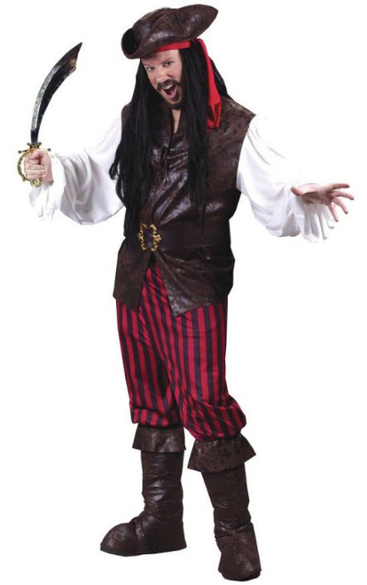 mens pirate costume fw9942