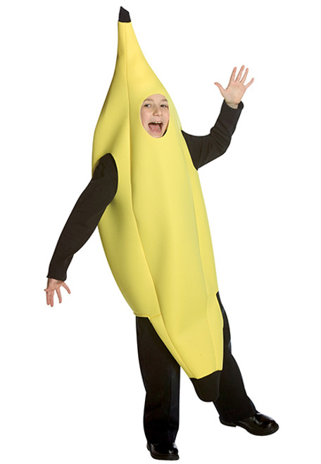 Banana Costume  sc 1 st  Halloween Express & Food and Drink Halloween Costumes for Kids